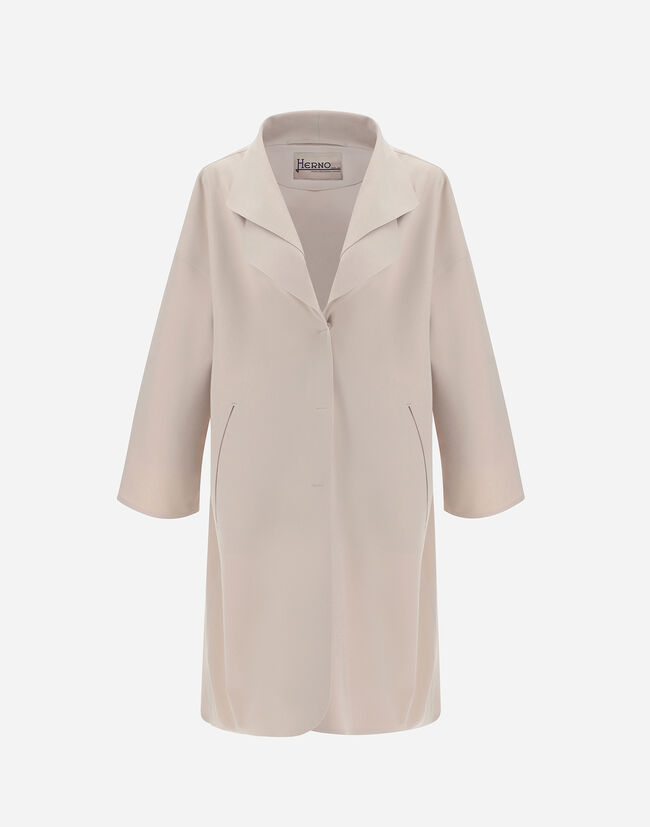 PEF FIRST-ACT OVERSIZE COAT Herno 1