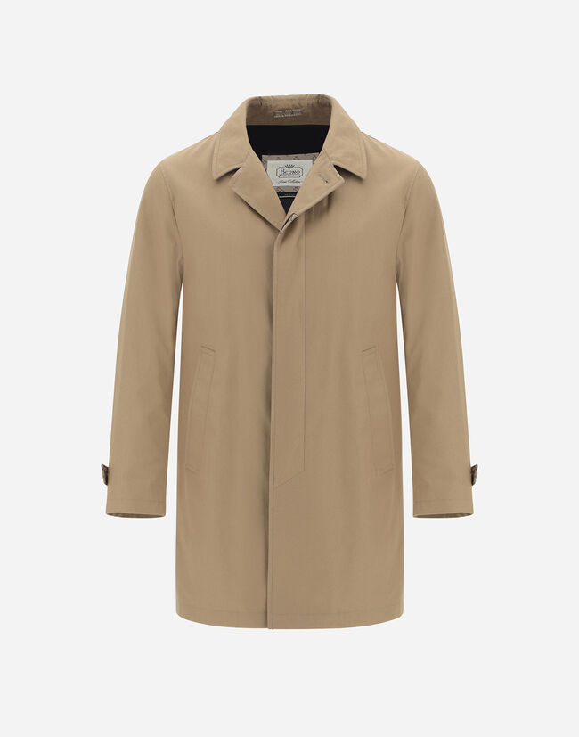 CARCOAT DELON WITH MONOGRAM DETAILS Herno 1