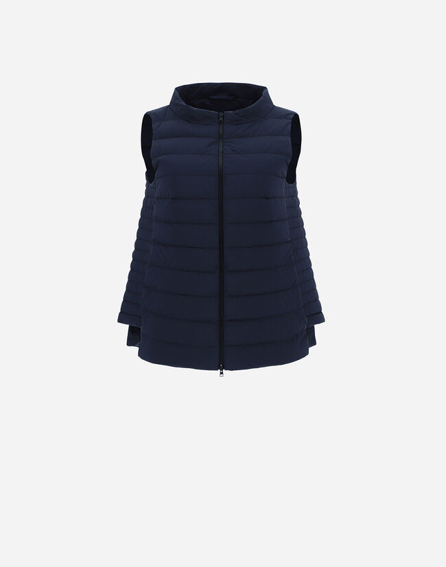 NUAGE GILET WITH SIDE DETAIL Herno 1