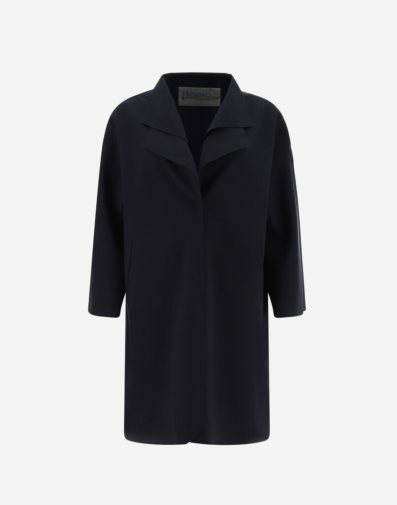 PEF FIRST-ACT OVERSIZE COAT Herno