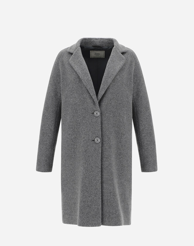 RECYCLED WOOL COAT Herno 1