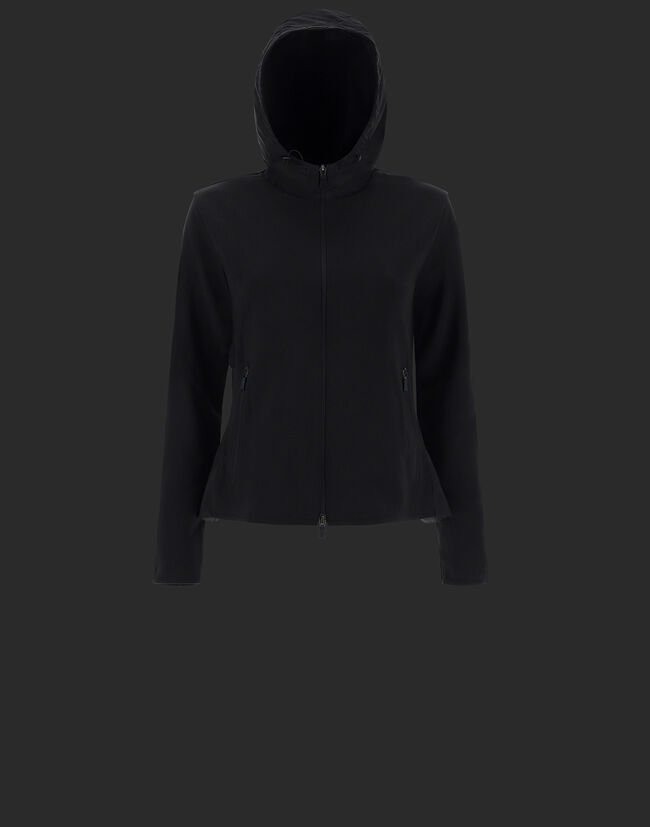 LAMINAR TECHNO DOUBLE SWEATER AND GORE-TEX 2LAYER JACKET Herno 1